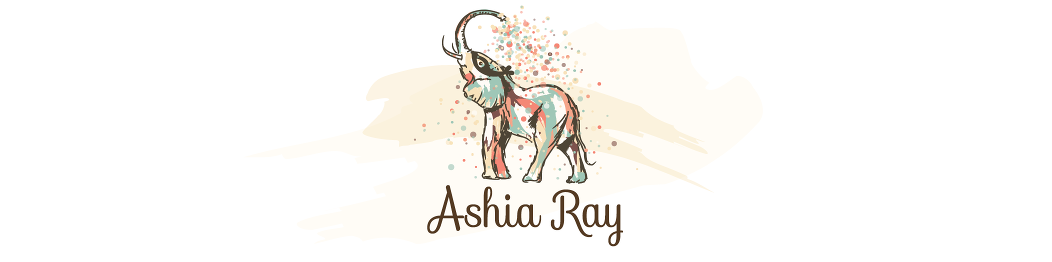 Ashia Ray Photography logo