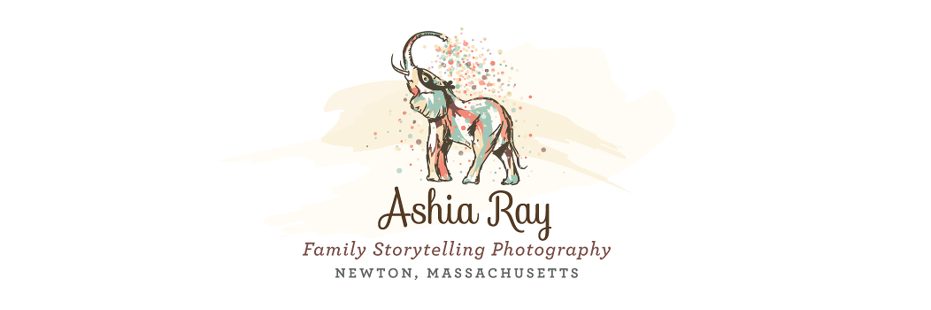 Ashia Ray Photography logo